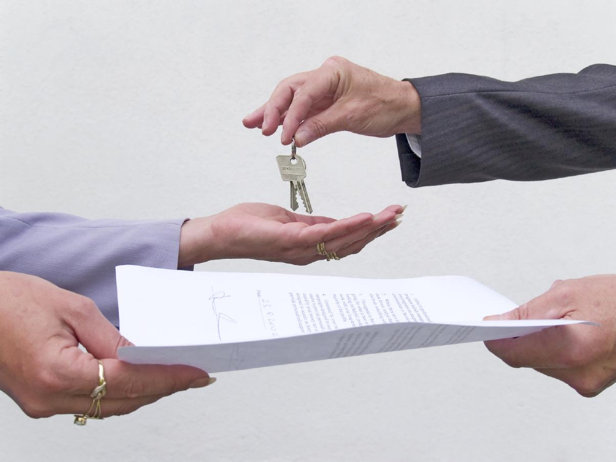 Заключить договора по аренде нежилого помещения